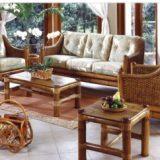 Din ce este facut un mobilier Rattan natural?